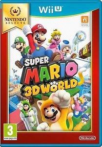 Super Mario 3D World - Selects (Wii U) £16.85 Delivered @ Base