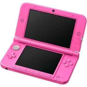 Nintendo 3DS XL Pink - official Nintendo website £119.99