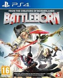 Battleborn (XBOX ONE/PS4) £12.99 @ Sainsburys
