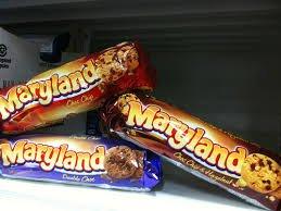 3 packs Maryland cookies £1 @ home bargins