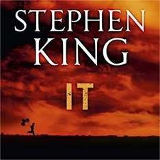 Stephen King's It £2.99 on Audible.