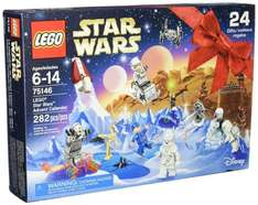LEGO Star Wars Calendar - 75146 £24.99 - 3 FOR 2 @ ARGOS