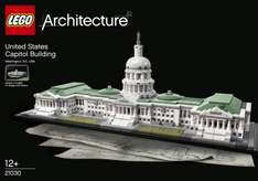 LEGO Architecture United States Capitol Building (21030) £67.99 Toys R Us