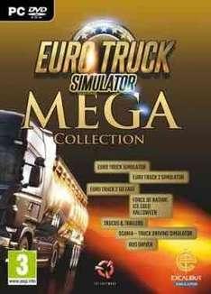 Euro truck sim mega collection - £14.88 - Instant Gaming