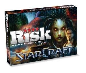 Starcraft Risk Board Game £12.94 @ Shop4World