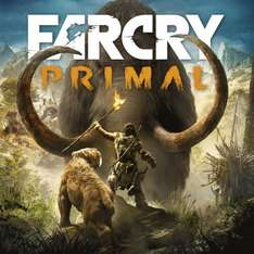 Far Cry Primal PS4 only £17.99 @ PS Store