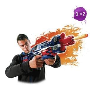 Nerf N-Strike Elite Stockade - Half Price £14.99 @ Argos and 3 for 2
