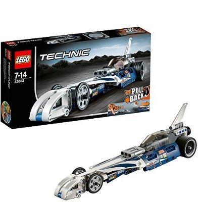 Lego Technic 42033, Record Breaker, £10.17 at Amazon