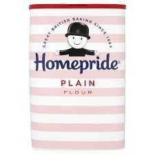 Homepride Plain Flour 1Kg 50p Tesco via the Checkoutsmart App