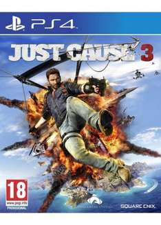 Just Cause 3 (PS4) £17.99 @ Base
