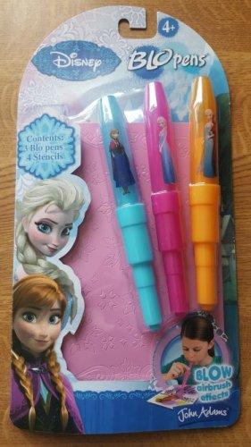 Frozen Blo Pens 99p in Home Bargains