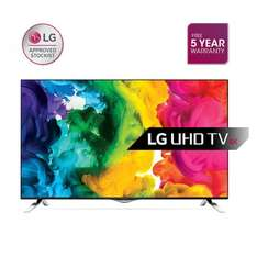 Lg 49UF695V Smart 4K Ultra LED TV with Freeview HD, Magic Remote, £499  PRC DIrect