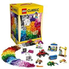 LEGO Classic XXL Brick Box 10697 with 1500 Pieces £45.00 free click and collect with Voucher TDX-WFRX + 5% Quidco @ Tesco