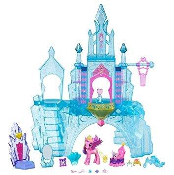 My Little Pony Explore Equestria Crystal Empire Castle - £26.49 @ Amazon