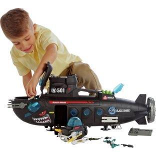 Chad Valley Light and Sound Submarine. half price  £14.99 @ Argos 3 for2