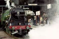 Travel with Flying Scotsman in 2017 various trips (£90-£349 pp) Steam Dreams