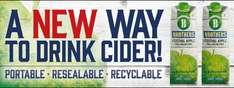 2 x Brothers Festival Apple Cider (1L) Only 50p via Checkoutsmart & Clicksnap Apps & Coupon - £3 @ Tesco Only...