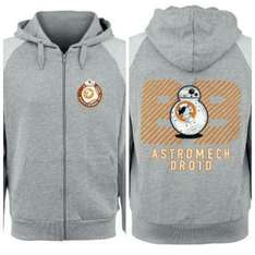 Episode 7 - The Force Awakens - BB-8 Astromech DroidHoody - £16.99 + £3.99 del - @ EMP-Online