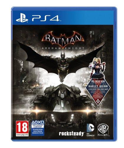 Batman: Arkham Knight (PS4) £14.45 prime / £16.44 non prime Amazon