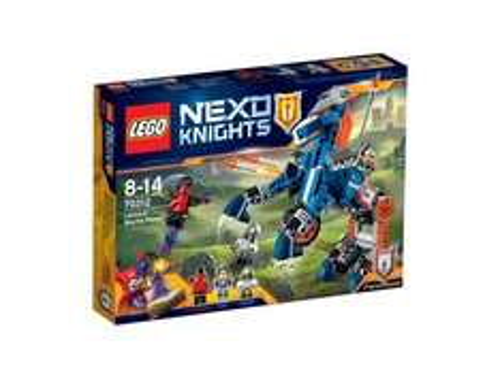 LEGO Nexo Knights 70312: Lance's Mecha Horse - Amazon - £8.75 (£12.74 without Prime)