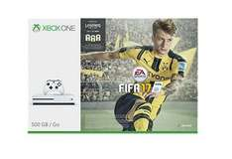 FIFA 17 500GB Xbox One S Console Bundle - £199.00 - Tesco Direct