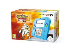 Pokemon Special Edition 2DS with Pokemon Sun £79 @ Amazon.