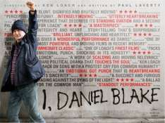new date for I Daniel blake free screening 3rd of Oct 18:30