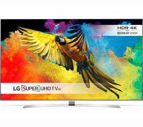 "LG55UH950V Smart 3D 4k Ultra HD HDR 55"" LED TV £1449 Currys"