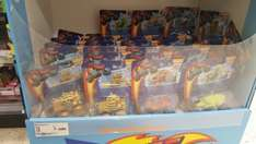 Blaze and the monster machines character figures now £3 in Asda