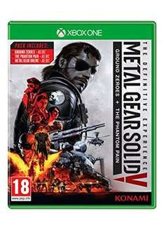 [Xbox One/PS4] Metal Gear Solid: The Definitive Experience £25.85 (Base.com)