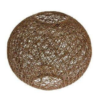 Rattan Ball Lampshade £1!!! at B&M
