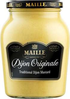 Maille Dijon Mustard (540g) was £2.99 now £2.00 @ Waitrose