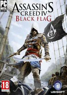 [PC] Assassin's Creed IV: Black Flag (Game) £4