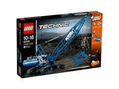 Lego Technic Crawler crane. This is available from AMAZON PRIME NOW, the link is to what the item actually is (for £69.97)