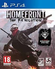 [PS4] Homefront: The Revolution Day One Edition-As New (Boomerang Rentals Via Amazon) £13.01