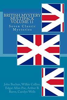 Seven Classic Mysteries -  British Mystery Multipack  -  The Murders in the Rue Morgue, The Mystery of Marie Roget, A Stolen Letter, Fountainblue, No Man's Land, The Clue and The Dream Doctor (Illustrated) Kindle Edition  - Free Download @ Amazon