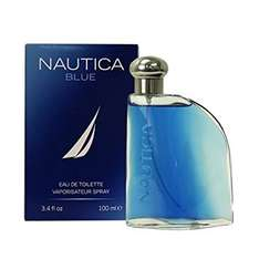 Nautica Blue Eau de Toilette for Men 100ml £8.32 @ Amazon (Prime) Or £12.31 (Non-Prime)