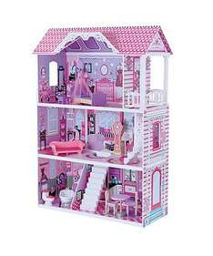 ELC Luxury Manor Doll House was £160 now £80 Delivered with code PLUS inc in 3 for 2 Offer Still @ ELC & Mothercare