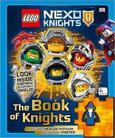 LEGO NEXO KNIGHTS: The Book of Knights - Stocking Filler? £5.99 (free del with £10 order) or £8.98 delivered @ Amazon