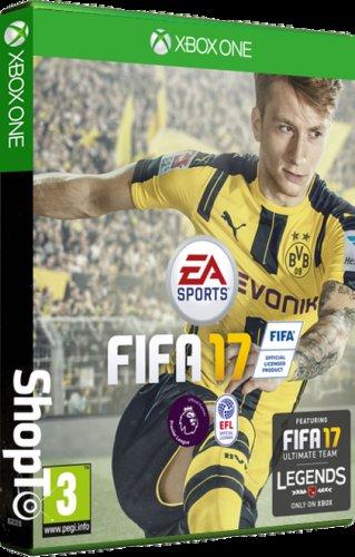 Fifa 17 with draft tokens £39.85 @ Shopto