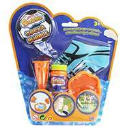 Socka Bubbles: for hours of kick up, bubbly fun! £1@the works [was £2.99] + free C&C