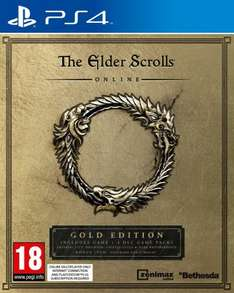 [PS4] The Elder Scrolls Online Gold Edition - £28.85 - Simply Games