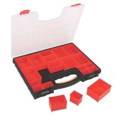Forge Steel 20-Compartment Organiser   (43827)  £3.29 @ Screwfix