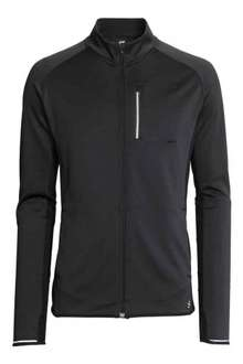 H&M Mens Running Jacket - Black - Reduced to £9.99. £7.49 + FREE SHIPPING WITH CODE! Various sizes available.
