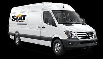 SIXT Van Hire £53 @ Sixt car & van hire