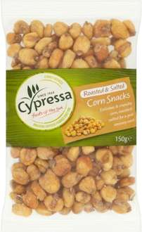 Cypressa Roasted & Salted Corn Snacks (150g) was 80p now 2 packs for £1.00 @ Asda