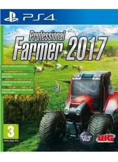 Professional Farmer 2017 XB1 / PS4 £14.99 @ Simply Games