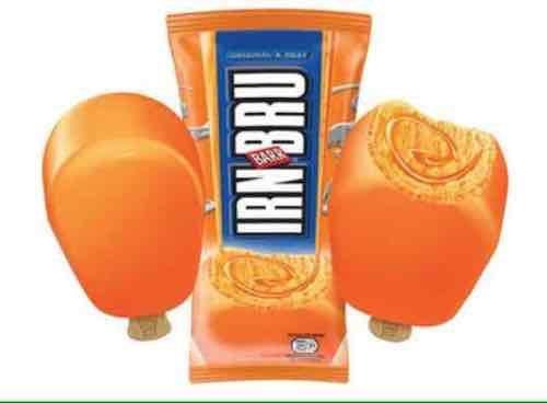 Irn Bru ice lollies 3pk 39p @ Farmfoods