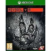 Evolve xbox one £7 @ Tesco