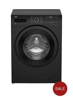 Very - Beko WS832425B 8kg Load, 1300 Spin Washing Machine £209.99 this weekend ONLY